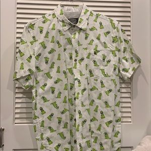 Rugrqys Mens Button Down